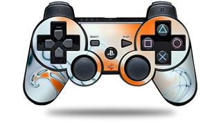 Sony PS3 Controller Decal Style Skin - Darkblue (CONTROLLER NOT INCLUDED)