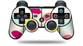 Sony PS3 Controller Decal Style Skin - Plain Leaves (CONTROLLER NOT INCLUDED)