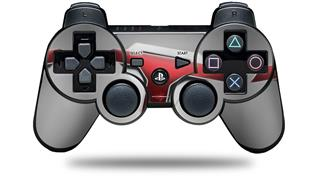 Sony PS3 Controller Decal Style Skin - The Tune Army on Grey (CONTROLLER NOT INCLUDED)