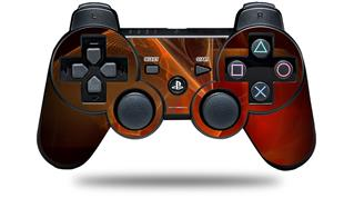Sony PS3 Controller Decal Style Skin - Flaming Veil (CONTROLLER NOT INCLUDED)