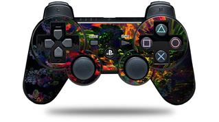 Sony PS3 Controller Decal Style Skin - 6D (CONTROLLER NOT INCLUDED)