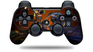 Sony PS3 Controller Decal Style Skin - Alien Tech (CONTROLLER NOT INCLUDED)