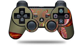 Sony PS3 Controller Decal Style Skin - Flutter (CONTROLLER NOT INCLUDED)
