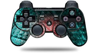 Sony PS3 Controller Decal Style Skin - Crystal (CONTROLLER NOT INCLUDED)