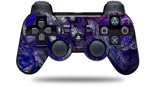 Sony PS3 Controller Decal Style Skin - Flowery (CONTROLLER NOT INCLUDED)