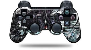 Sony PS3 Controller Decal Style Skin - Grotto (CONTROLLER NOT INCLUDED)