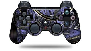 Sony PS3 Controller Decal Style Skin - Gyro Lattice (CONTROLLER NOT INCLUDED)