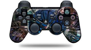 Sony PS3 Controller Decal Style Skin - Spherical Space (CONTROLLER NOT INCLUDED)