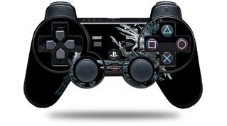 Sony PS3 Controller Decal Style Skin - Frost (CONTROLLER NOT INCLUDED)
