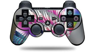 Sony PS3 Controller Decal Style Skin - Fan (CONTROLLER NOT INCLUDED)