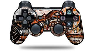 Sony PS3 Controller Decal Style Skin - Comic (CONTROLLER NOT INCLUDED)