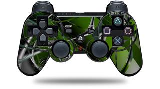 Sony PS3 Controller Decal Style Skin - Haphazard Connectivity (CONTROLLER NOT INCLUDED)