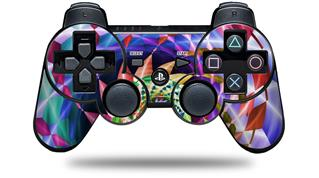 Sony PS3 Controller Decal Style Skin - Harlequin Snail (CONTROLLER NOT INCLUDED)
