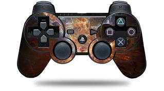 Sony PS3 Controller Decal Style Skin - Kappa Space (CONTROLLER NOT INCLUDED)