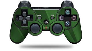 Sony PS3 Controller Decal Style Skin - VintageID 25 Green (CONTROLLER NOT INCLUDED)
