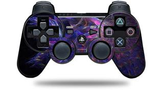 Sony PS3 Controller Decal Style Skin - Medusa (CONTROLLER NOT INCLUDED)
