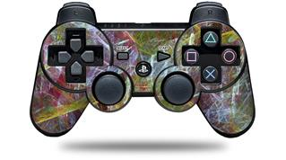 Sony PS3 Controller Decal Style Skin - On Thin Ice (CONTROLLER NOT INCLUDED)