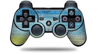 Sony PS3 Controller Decal Style Skin - Landscape Abstract Beach (CONTROLLER NOT INCLUDED)