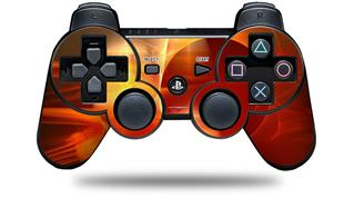 Sony PS3 Controller Decal Style Skin - Planetary (CONTROLLER NOT INCLUDED)