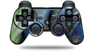 Sony PS3 Controller Decal Style Skin - Plastic (CONTROLLER NOT INCLUDED)
