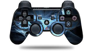 Sony PS3 Controller Decal Style Skin - Robot Spider Web (CONTROLLER NOT INCLUDED)
