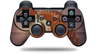 Sony PS3 Controller Decal Style Skin - Solar Power (CONTROLLER NOT INCLUDED)