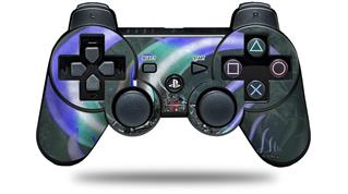 Sony PS3 Controller Decal Style Skin - Sea Anemone2 (CONTROLLER NOT INCLUDED)