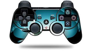 Sony PS3 Controller Decal Style Skin - Silently-2 (CONTROLLER NOT INCLUDED)