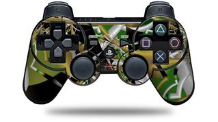 Sony PS3 Controller Decal Style Skin - Shatterday (CONTROLLER NOT INCLUDED)