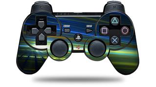 Sony PS3 Controller Decal Style Skin - Sunrise (CONTROLLER NOT INCLUDED)
