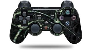 Sony PS3 Controller Decal Style Skin - Spirals2 (CONTROLLER NOT INCLUDED)