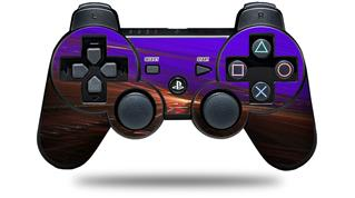 Sony PS3 Controller Decal Style Skin - Sunset (CONTROLLER NOT INCLUDED)
