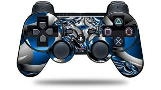 Sony PS3 Controller Decal Style Skin - Splat (CONTROLLER NOT INCLUDED)