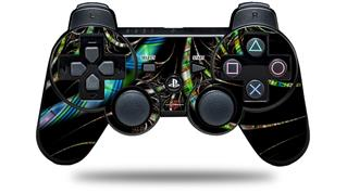 Sony PS3 Controller Decal Style Skin - Tartan (CONTROLLER NOT INCLUDED)