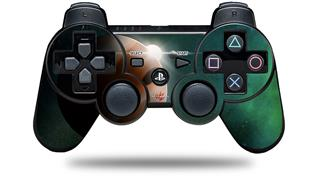 Sony PS3 Controller Decal Style Skin - Ar44 Space (CONTROLLER NOT INCLUDED)