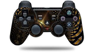 Sony PS3 Controller Decal Style Skin - Up And Down Redux (CONTROLLER NOT INCLUDED)