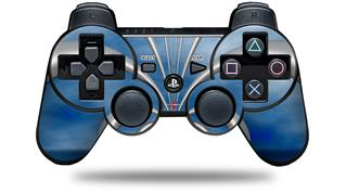 Sony PS3 Controller Decal Style Skin - Waterworld (CONTROLLER NOT INCLUDED)