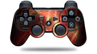 Sony PS3 Controller Decal Style Skin - Ignition (CONTROLLER NOT INCLUDED)