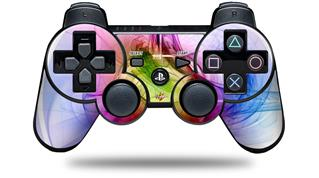Sony PS3 Controller Decal Style Skin - Burst (CONTROLLER NOT INCLUDED)