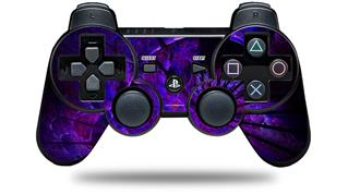 Sony PS3 Controller Decal Style Skin - Refocus (CONTROLLER NOT INCLUDED)