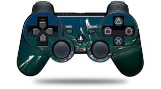 Sony PS3 Controller Decal Style Skin - Oceanic (CONTROLLER NOT INCLUDED)
