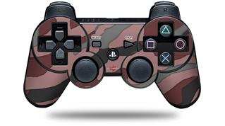 Sony PS3 Controller Decal Style Skin - Camouflage Pink (CONTROLLER NOT INCLUDED)