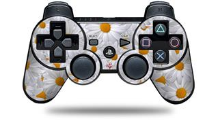 Sony PS3 Controller Decal Style Skin - Daisys (CONTROLLER NOT INCLUDED)