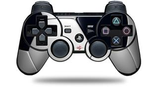 Sony PS3 Controller Decal Style Skin - Soccer Ball (CONTROLLER NOT INCLUDED)