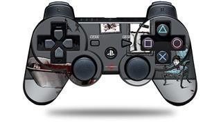 Sony PS3 Controller Decal Style Skin - With Excessive Devotion (CONTROLLER NOT INCLUDED)