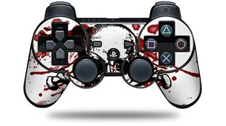 Sony PS3 Controller Decal Style Skin - Bleed so Pretty (CONTROLLER NOT INCLUDED)