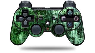 Sony PS3 Controller Decal Style Skin - Macrovision (CONTROLLER NOT INCLUDED)