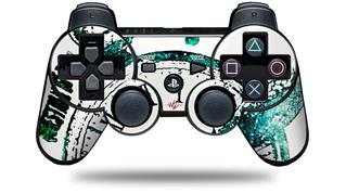 Sony PS3 Controller Decal Style Skin - Question of Time (CONTROLLER NOT INCLUDED)