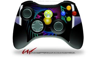 XBOX 360 Wireless Controller Decal Style Skin - Badge (CONTROLLER NOT INCLUDED)