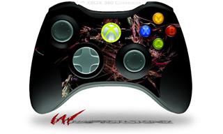 XBOX 360 Wireless Controller Decal Style Skin - Encounter (CONTROLLER NOT INCLUDED)